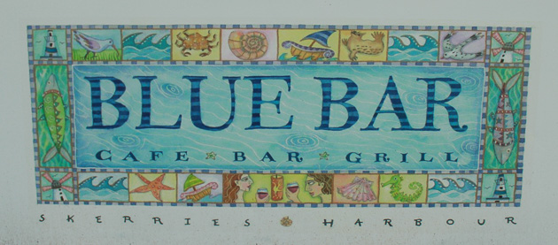 Blue Bar