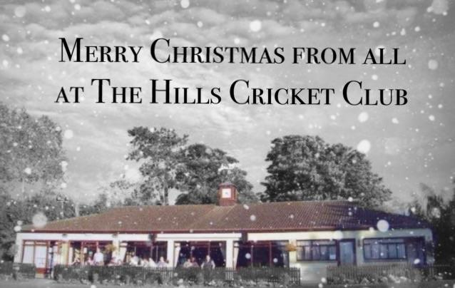 Merry Christmas from The Hills