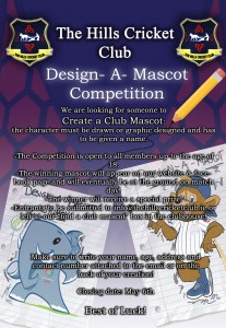 Hills Mascot Competition